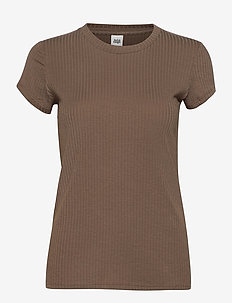 Jasmine Top - t-shirts - mud