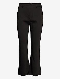Simone Trousers - bukser - black