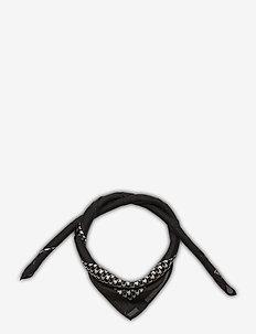 Stacie Scarf - scarves - dogstooth