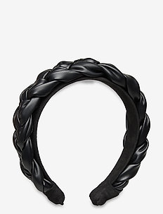 Calgary Headband - håraccessoarer - black