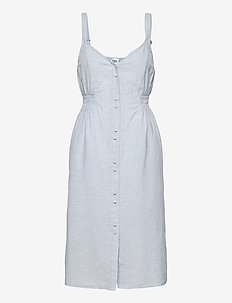 Alianna Dress - sommarklänningar - ice blue
