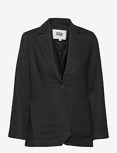Cindy Blazer - casual blazers - black