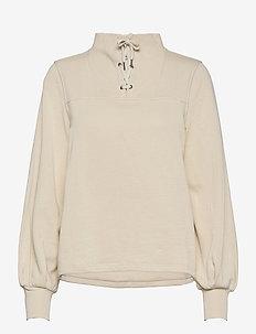 Lilith Sweater - hoodies - neutral beige