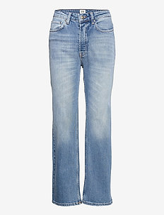 Lollo Jeans - straight jeans - mid blue wash