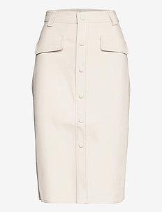 Karin Skirt - whispy white