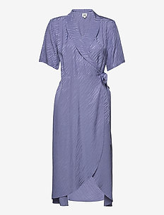 Ebba Dress - everyday dresses - violet blue