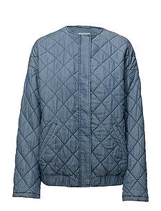 Anouk Jacket - MID BLUE