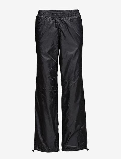 Evelin Trousers - casual bukser - black