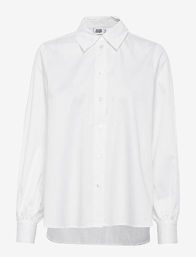 Sophie Shirt - denimskjorter - white