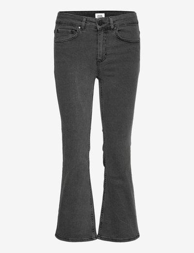 Jo Jeans - flared jeans - mid grey