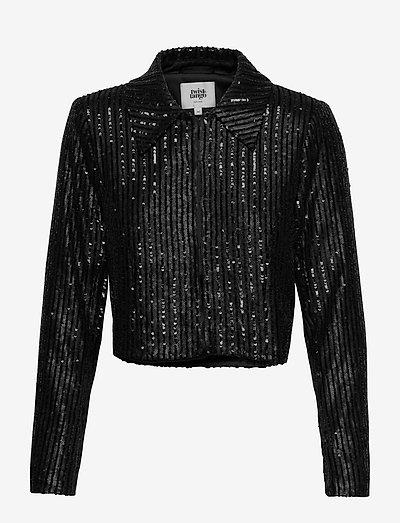 Lily Jacket - lette jakker - black