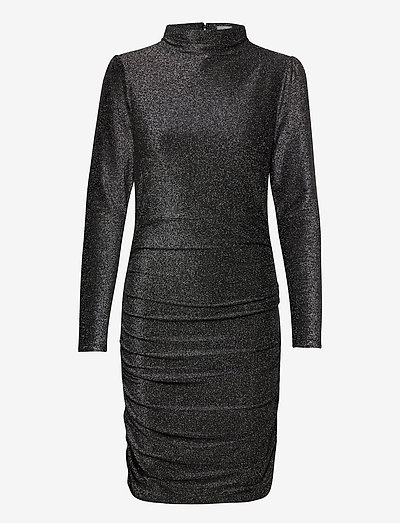 Dina Dress - cocktailkjoler - metallic
