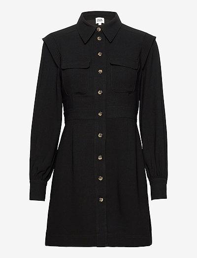 Parker Dress - hverdagskjoler - black