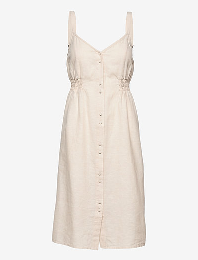 Alianna Dress - sommerkjoler - neutral beige