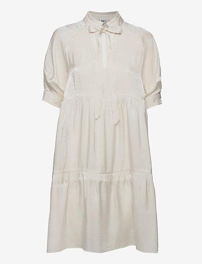 Holly Dress - sommerkjoler - whispy white