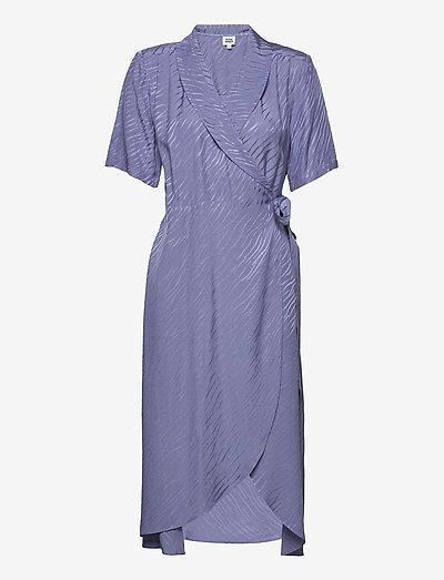 Ebba Dress - sommerkjoler - violet blue