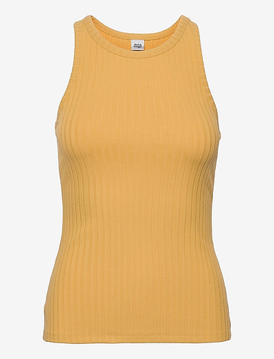 Ina Tank Top - Ærmeløse toppe - golden hour
