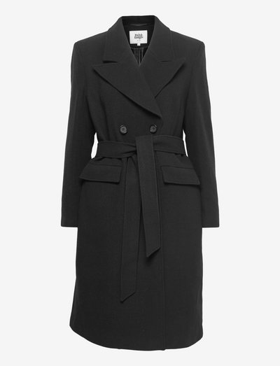 Brynn Coat - vinterfrakker - black