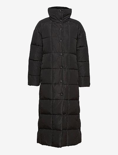 Eloise Puffer Coat - vinterfrakker - coat black