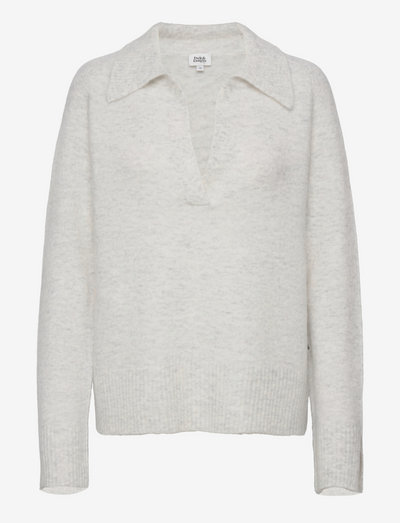 Zoya Sweater - trøjer - grey melange