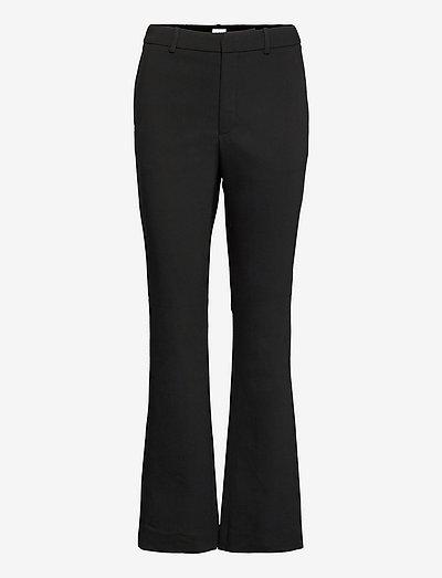 Siri Trousers - tøj - black