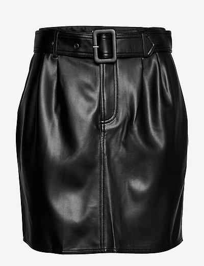 Ray Skirt - korte nederdele - black