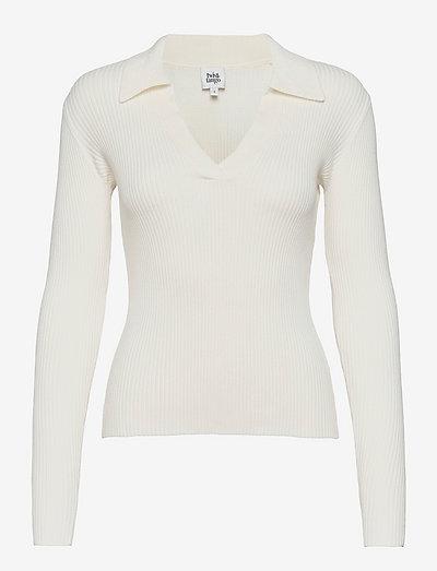Clara Sweater - trøjer - off white