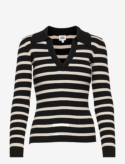 Clara Sweater - trøjer - stripe