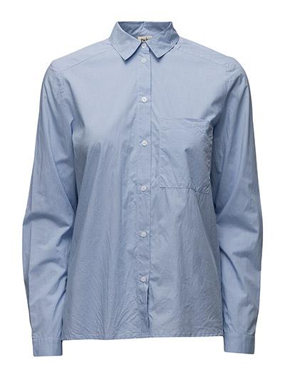 Wilma Shirt - COTTON BLUE