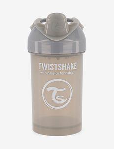 Twistshake Crawler Cup 300ml 8+m Pastel Grey - gobelets à bec - grey