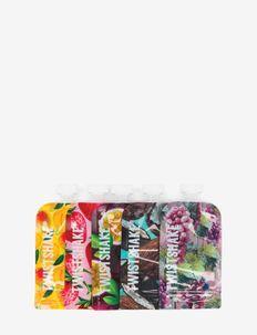 Twistshake 5x Squeeze Bag 100ml Fruit - sachets alimentaires - fruit