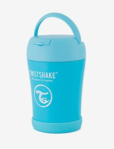 Twistshake Insulated Food Container 350ml Pastel Blue - lunchlådor - pastel blue