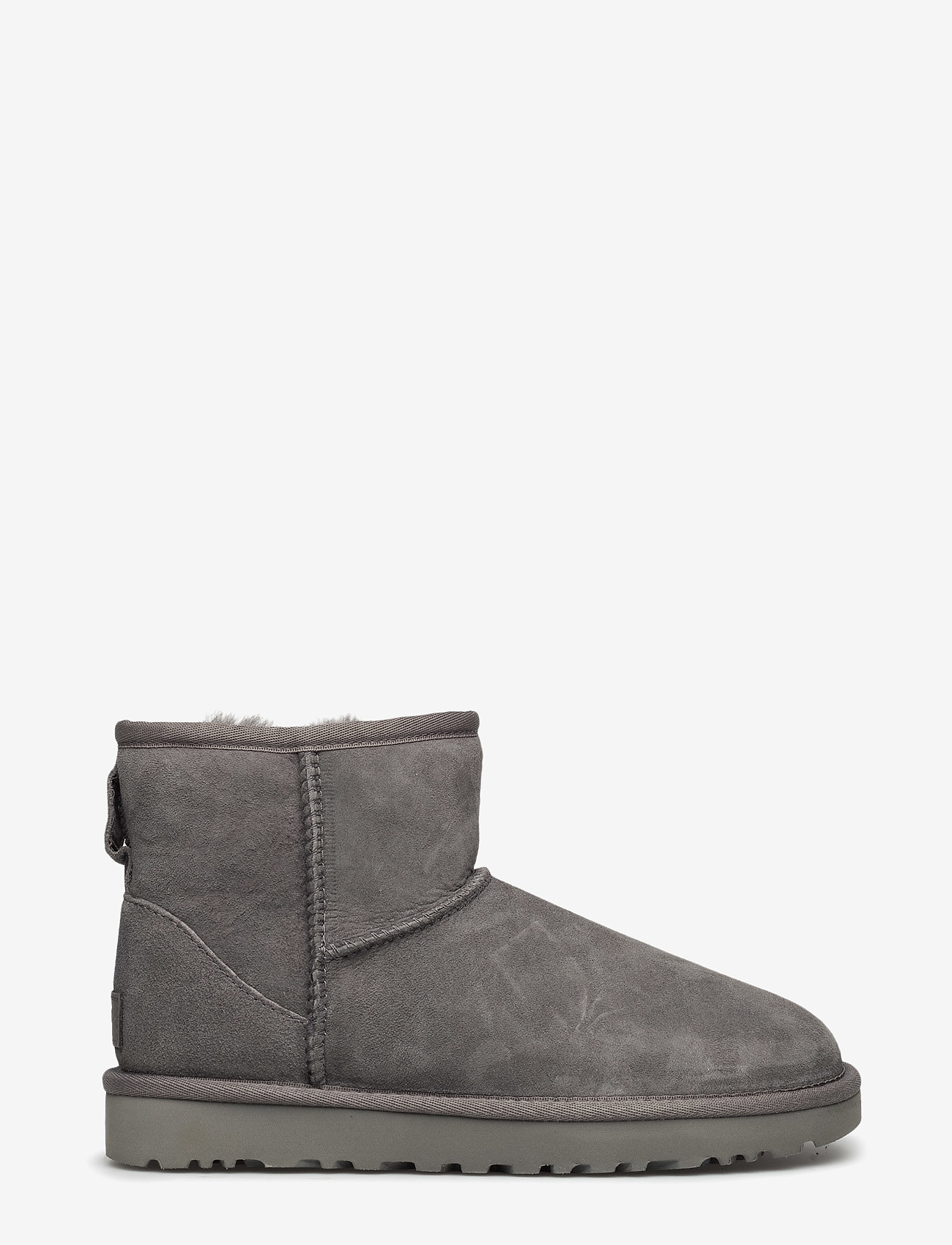 UGG - W Classic Mini II - flat ankle boots - grey - 1