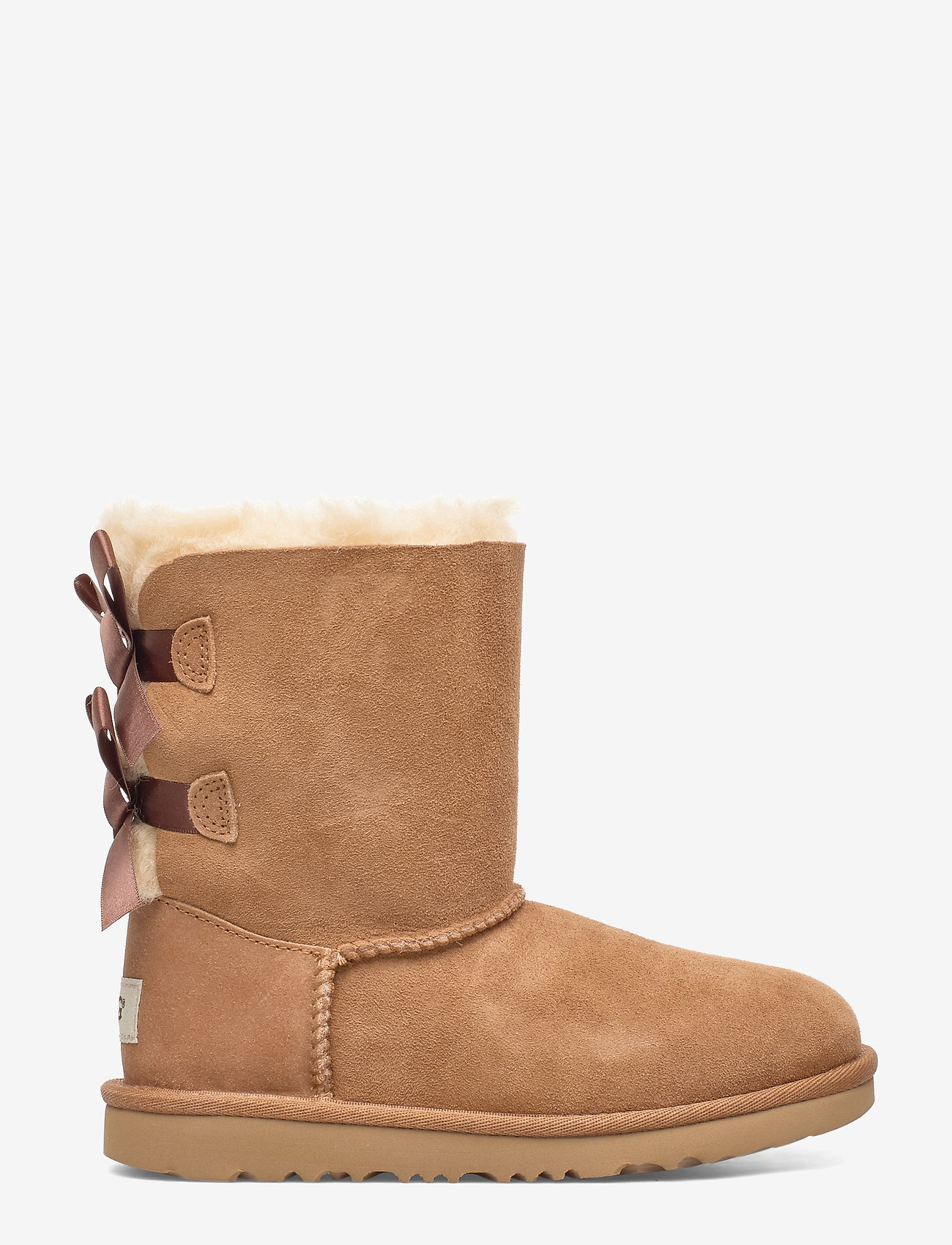 UGG - K Bailey Bow II - bottes d'hiver - chestnut - 1