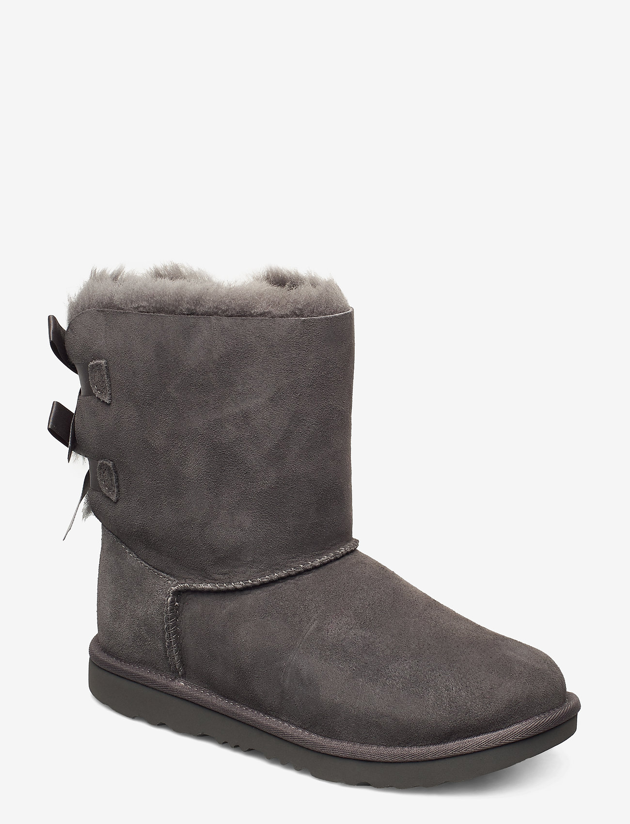 UGG - K Bailey Bow II - vinter boots - grey - 0