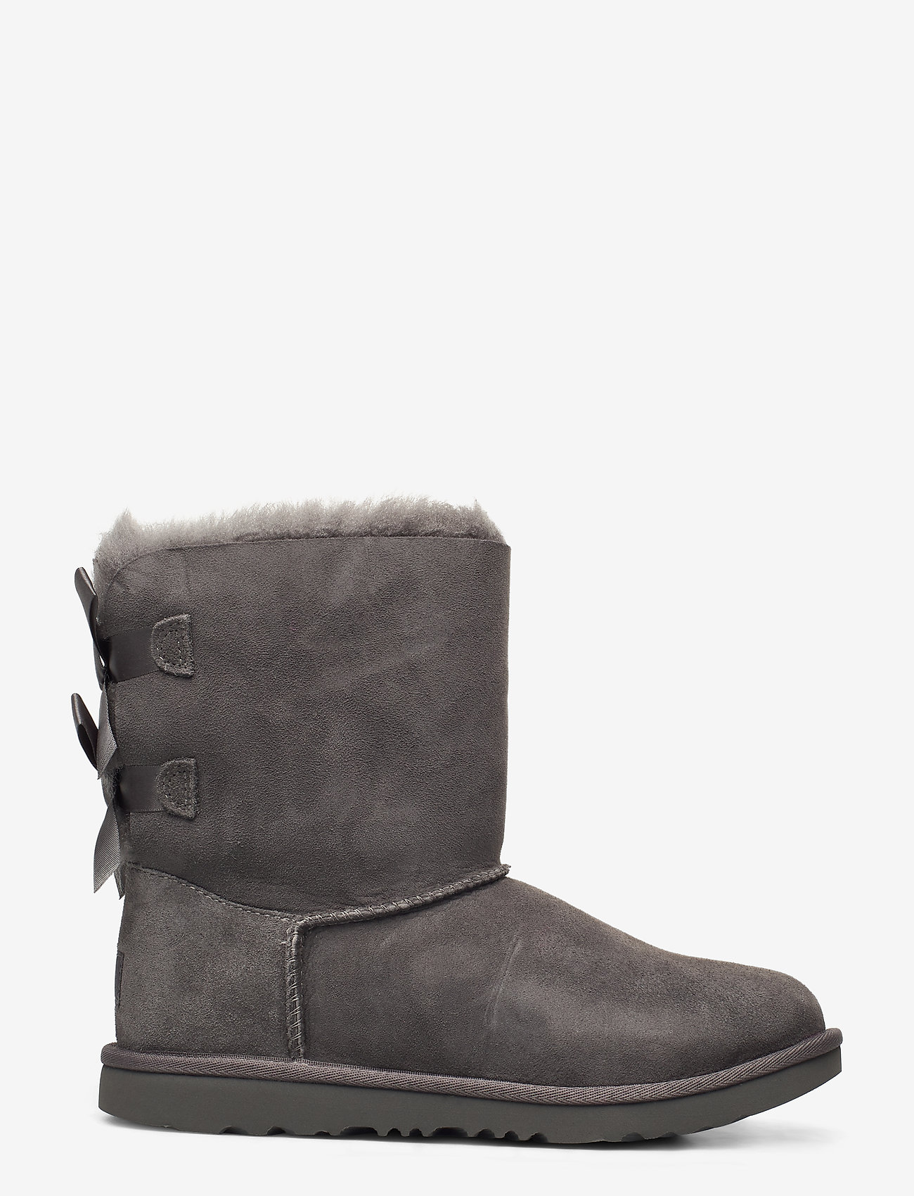 UGG - K Bailey Bow II - vinter boots - grey - 1