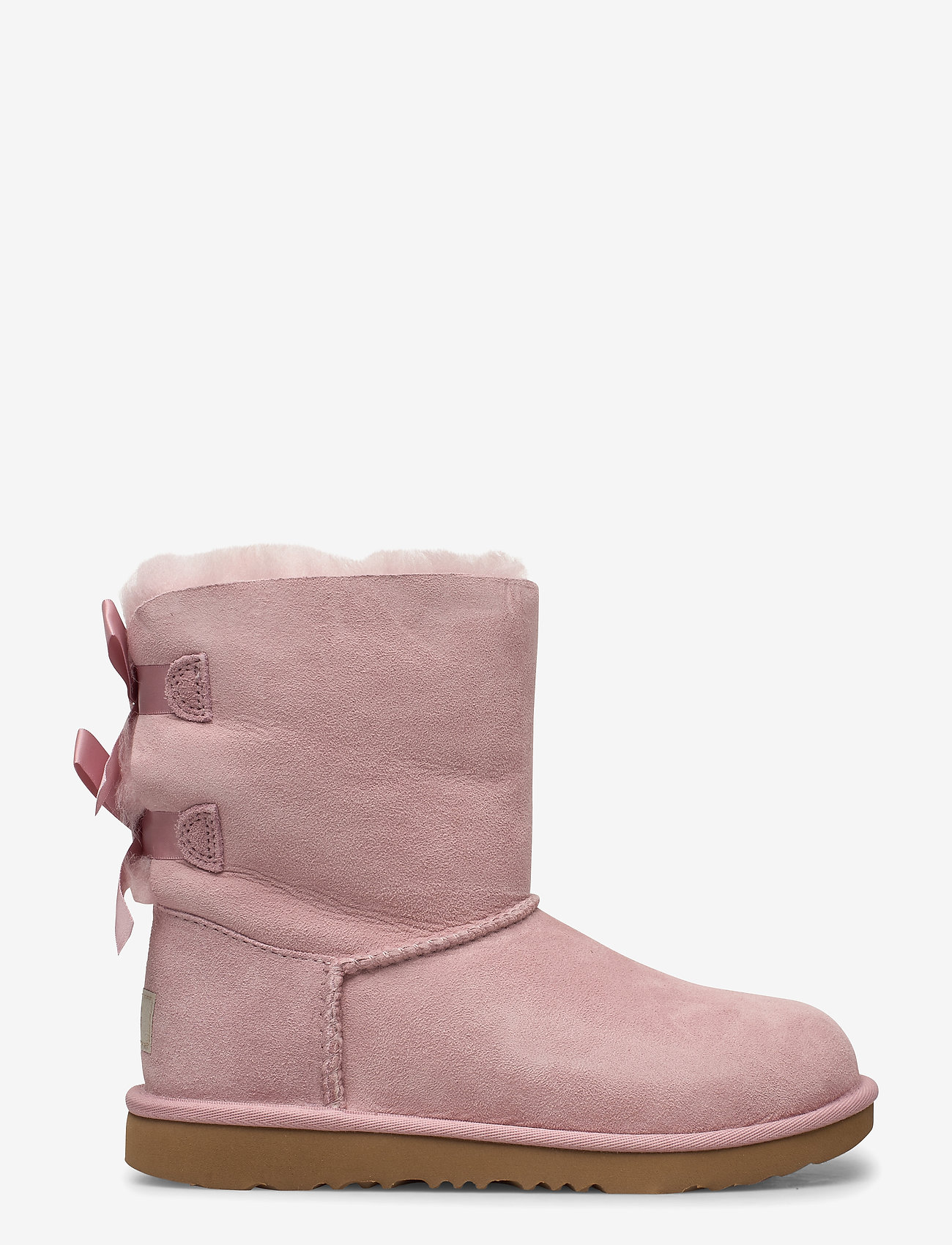 UGG - K Bailey Bow II - bottes d'hiver - pink crystal - 1