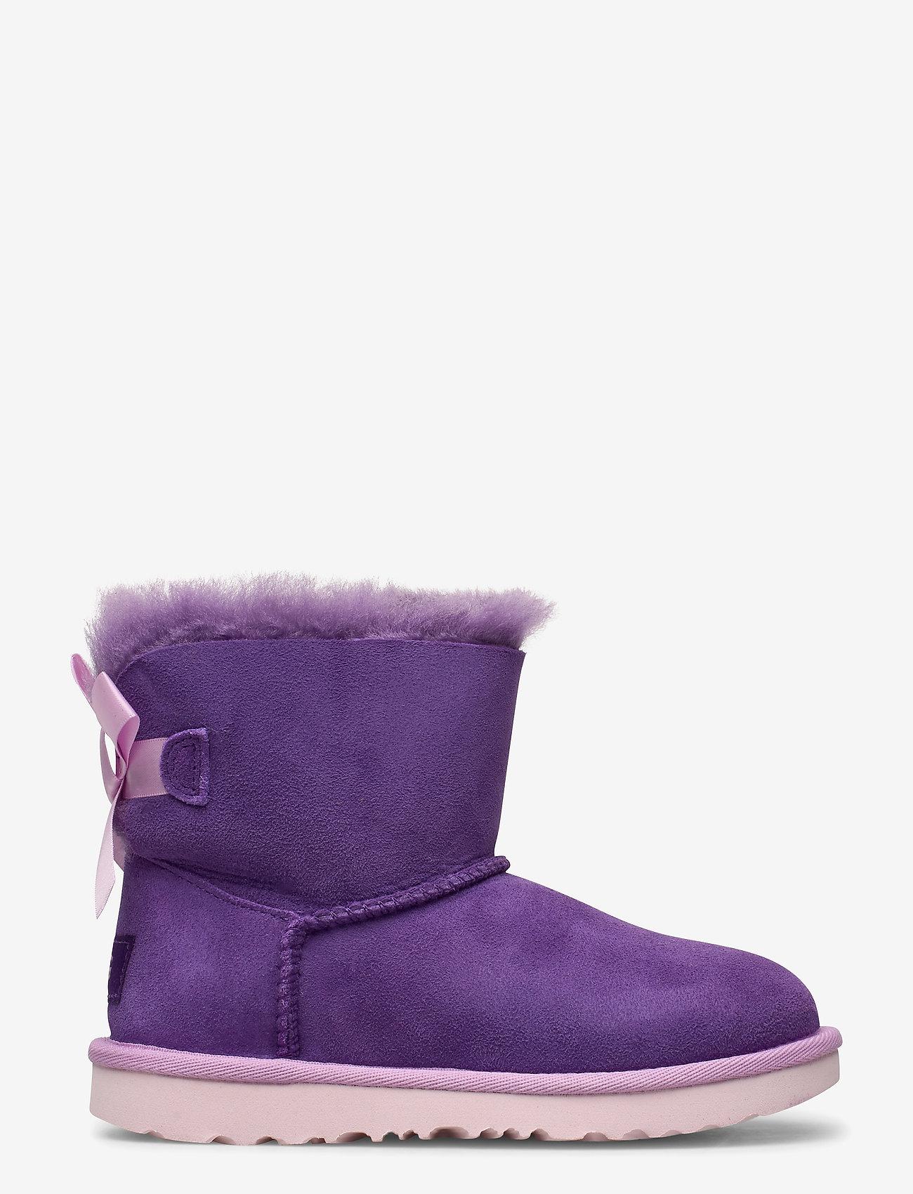 UGG - T Mini Bailey Bow II - bottes d'hiver - violet bloom - 1