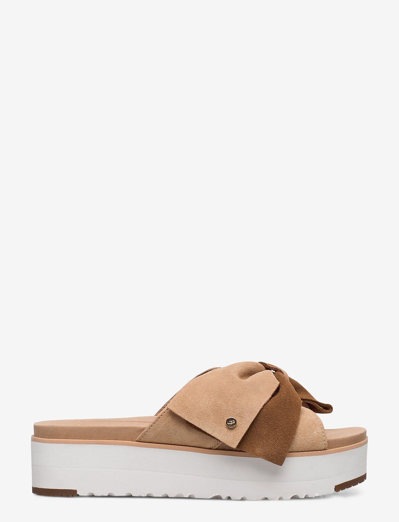 UGG - W Joanie - platte sandalen - bronzer - 1