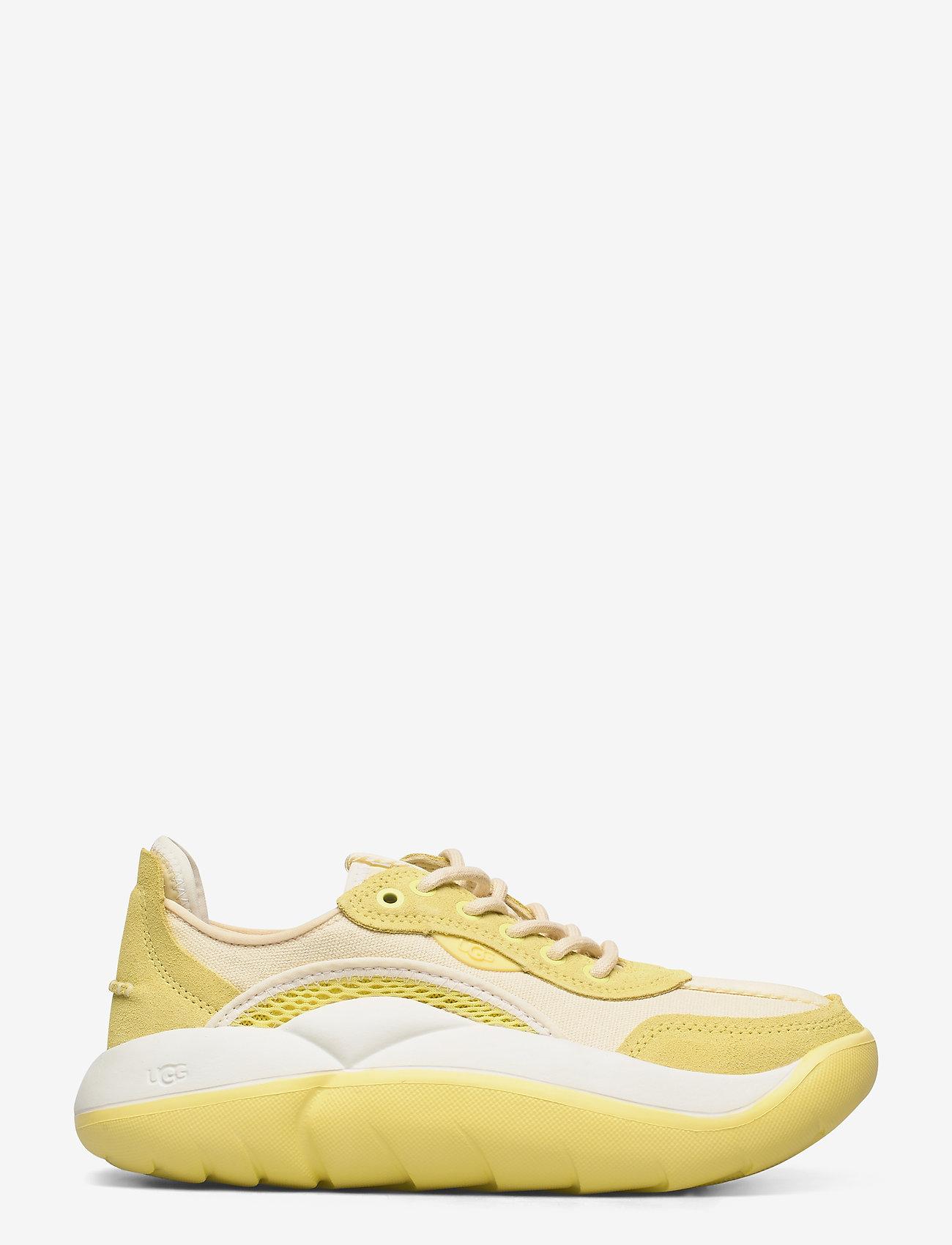 UGG - W LA Cloud Low - lage sneakers - quinoa/margarita/wht - 1