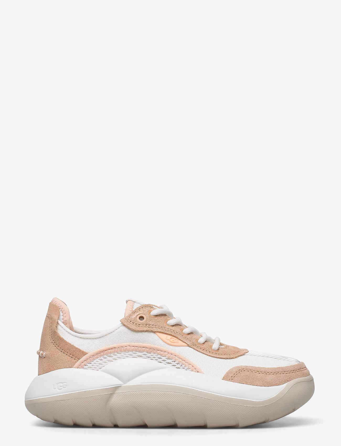 UGG - W LA Cloud Low - sneakersy niskie - wht/bronz/peach fuzz - 1
