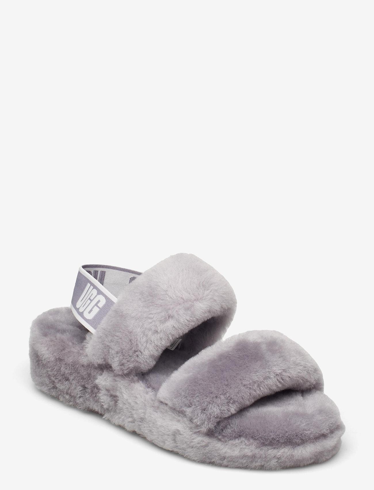 UGG - W Oh Yeah - platte sandalen - soft amethyst - 0
