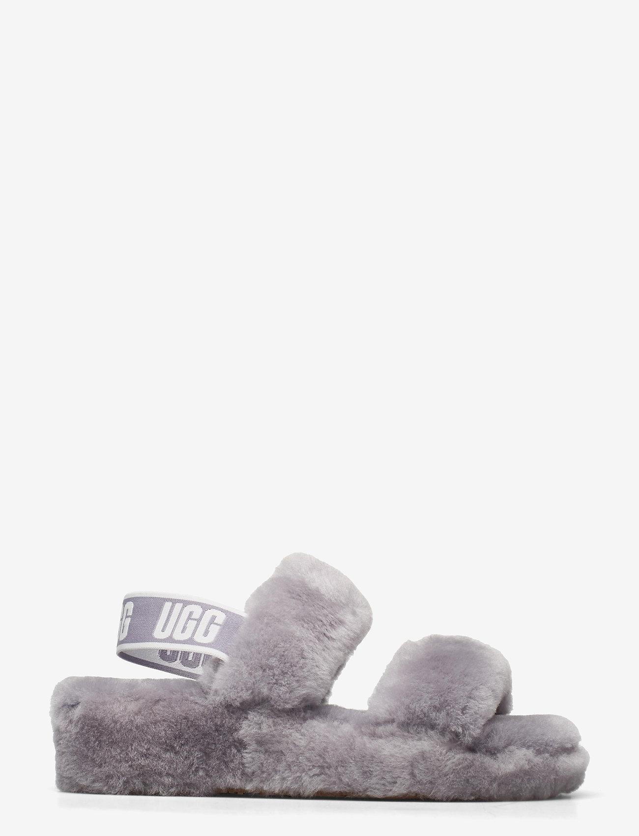 UGG - W Oh Yeah - platte sandalen - soft amethyst - 1