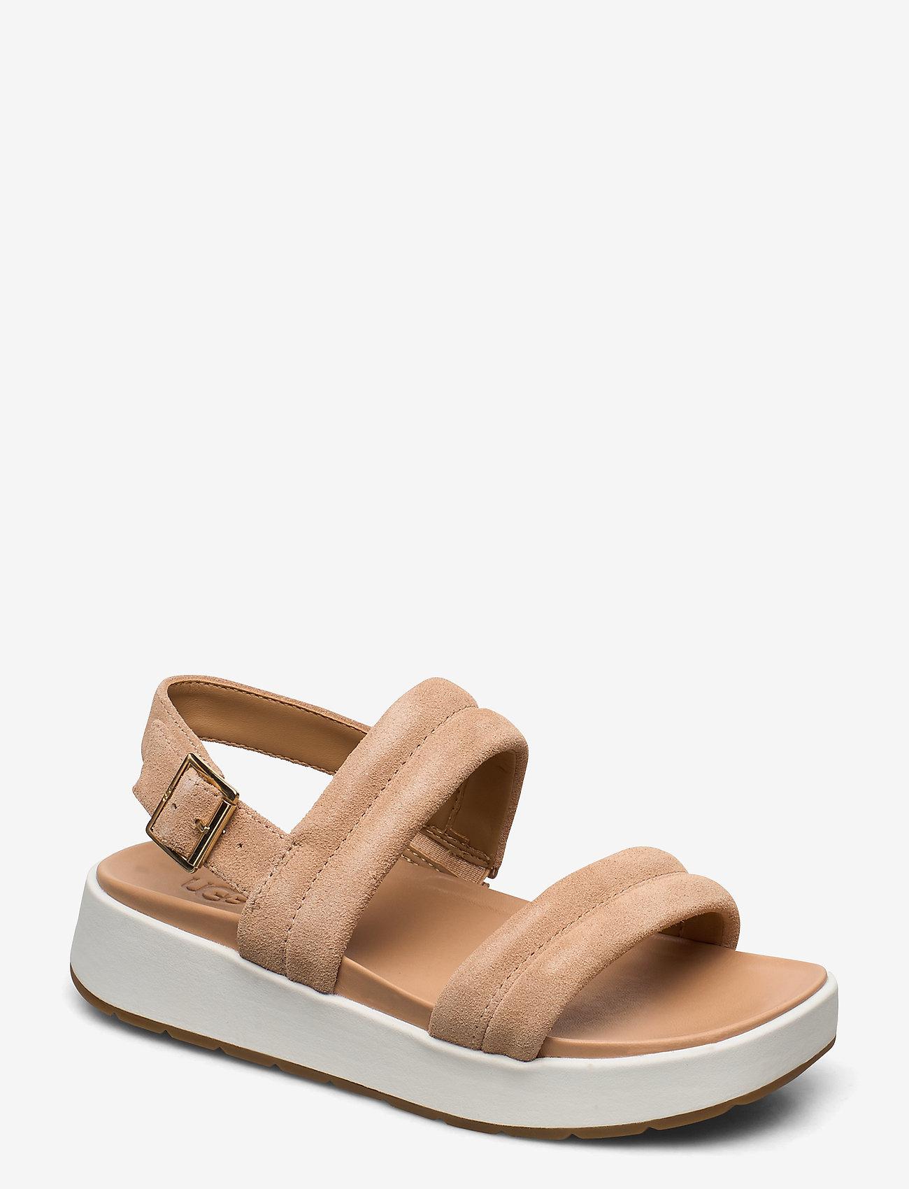 UGG - Lynnden - platte sandalen - bronzer - 0