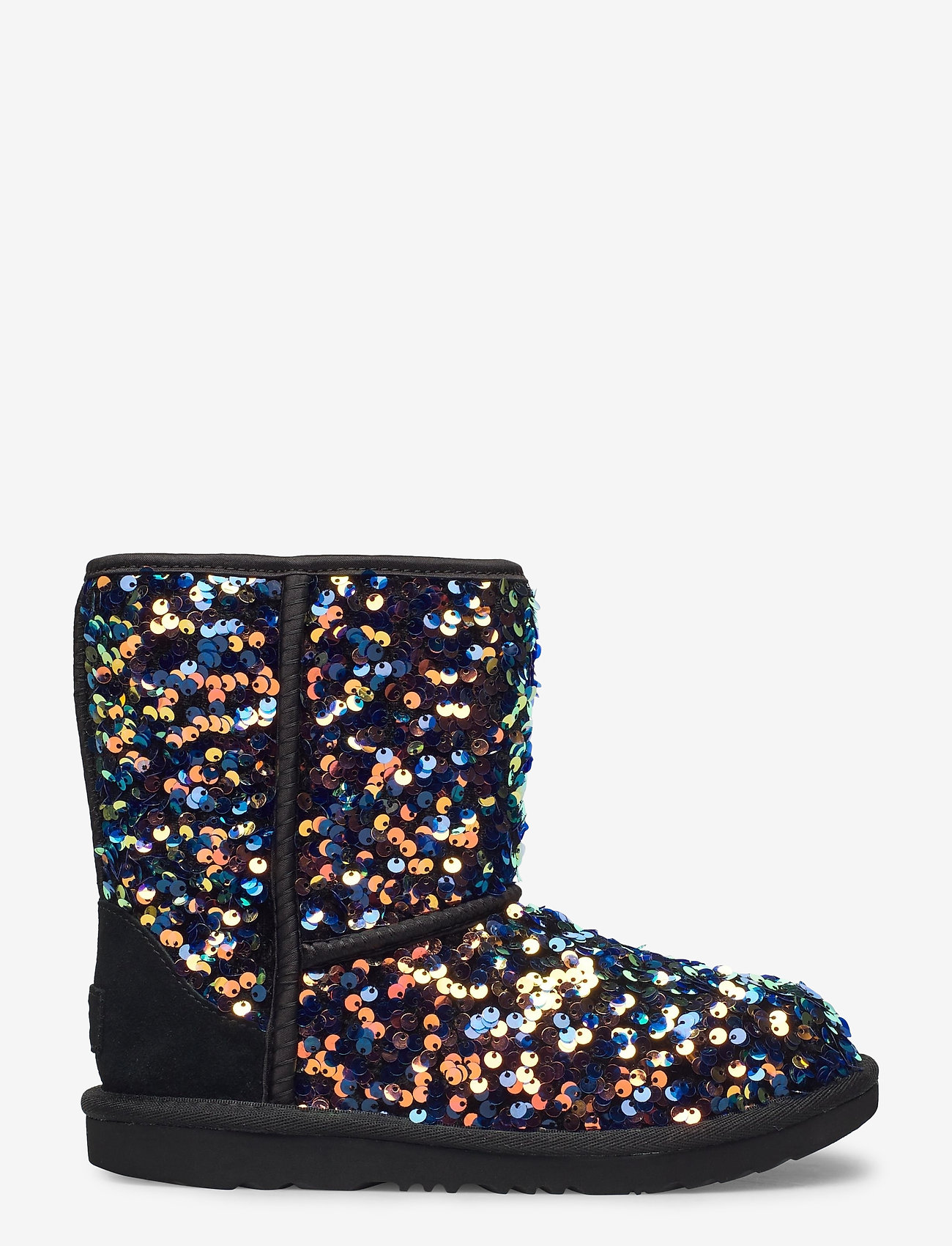 UGG - K ClassicII Stel Seq - vinter boots - black - 1
