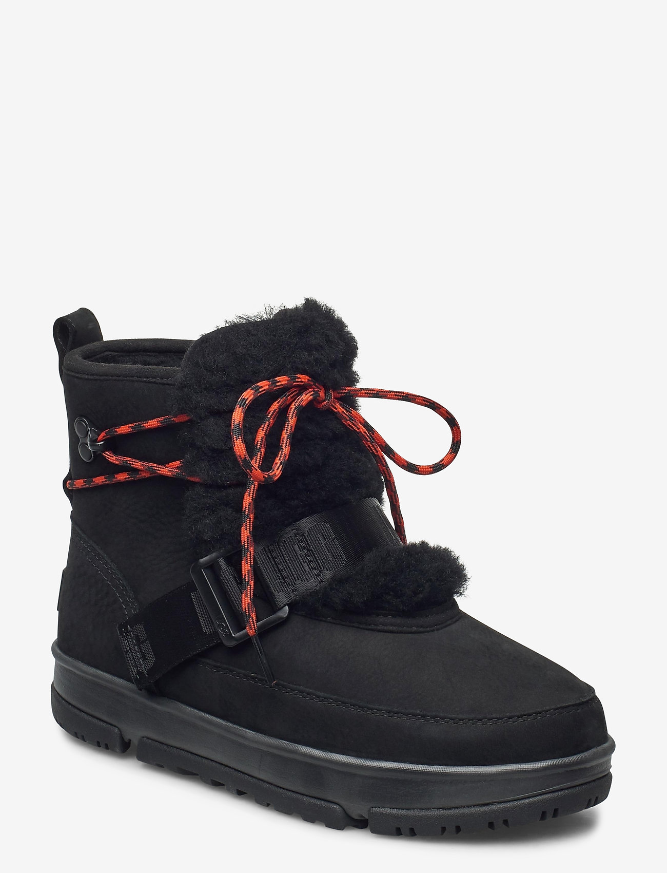 UGG - W Classic Weather Hi - flade ankelstøvler - black - 1