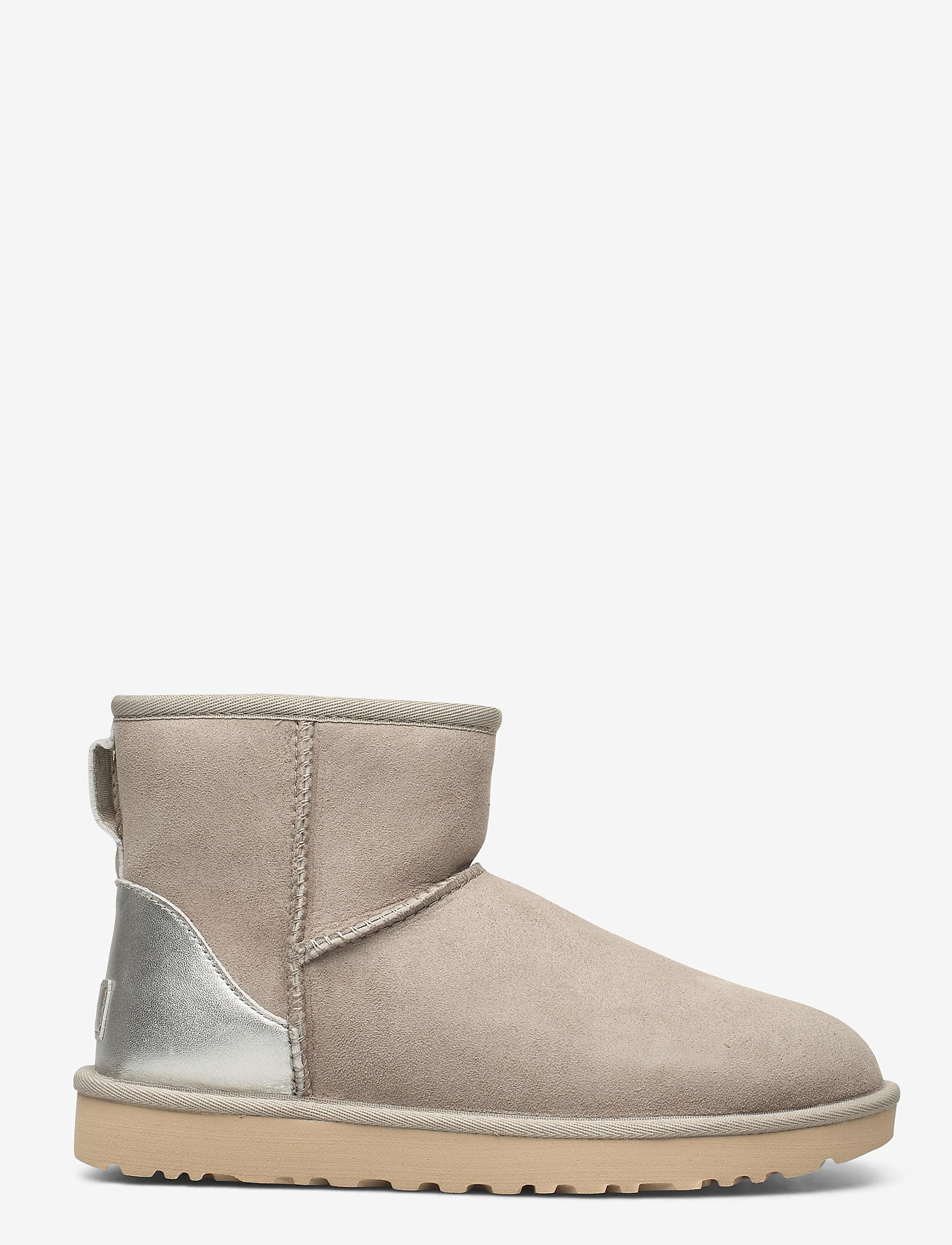 UGG - W ClassicMini II Met - flat ankle boots - goat - 1