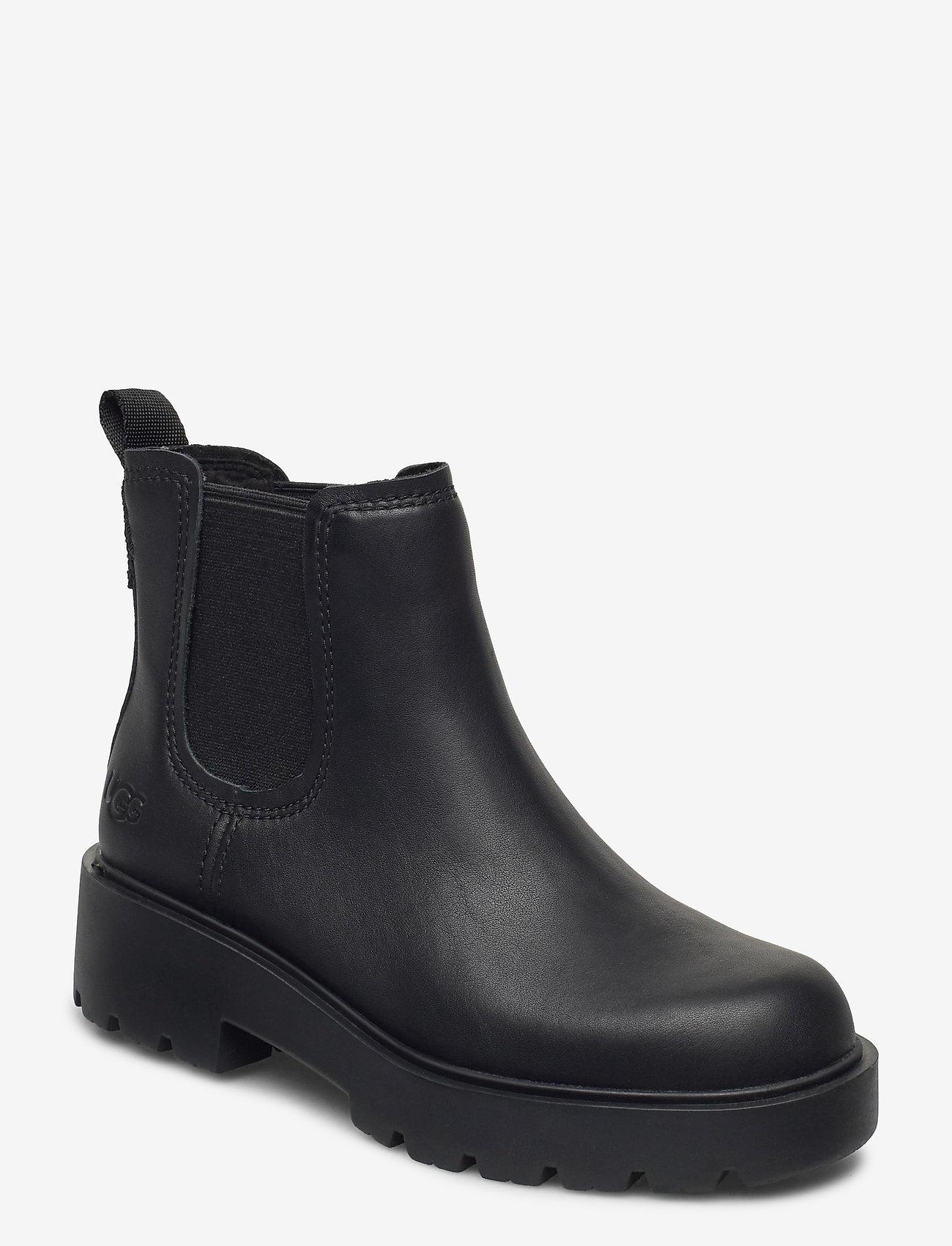 UGG - W Markstrum - chelsea boots - black - 0