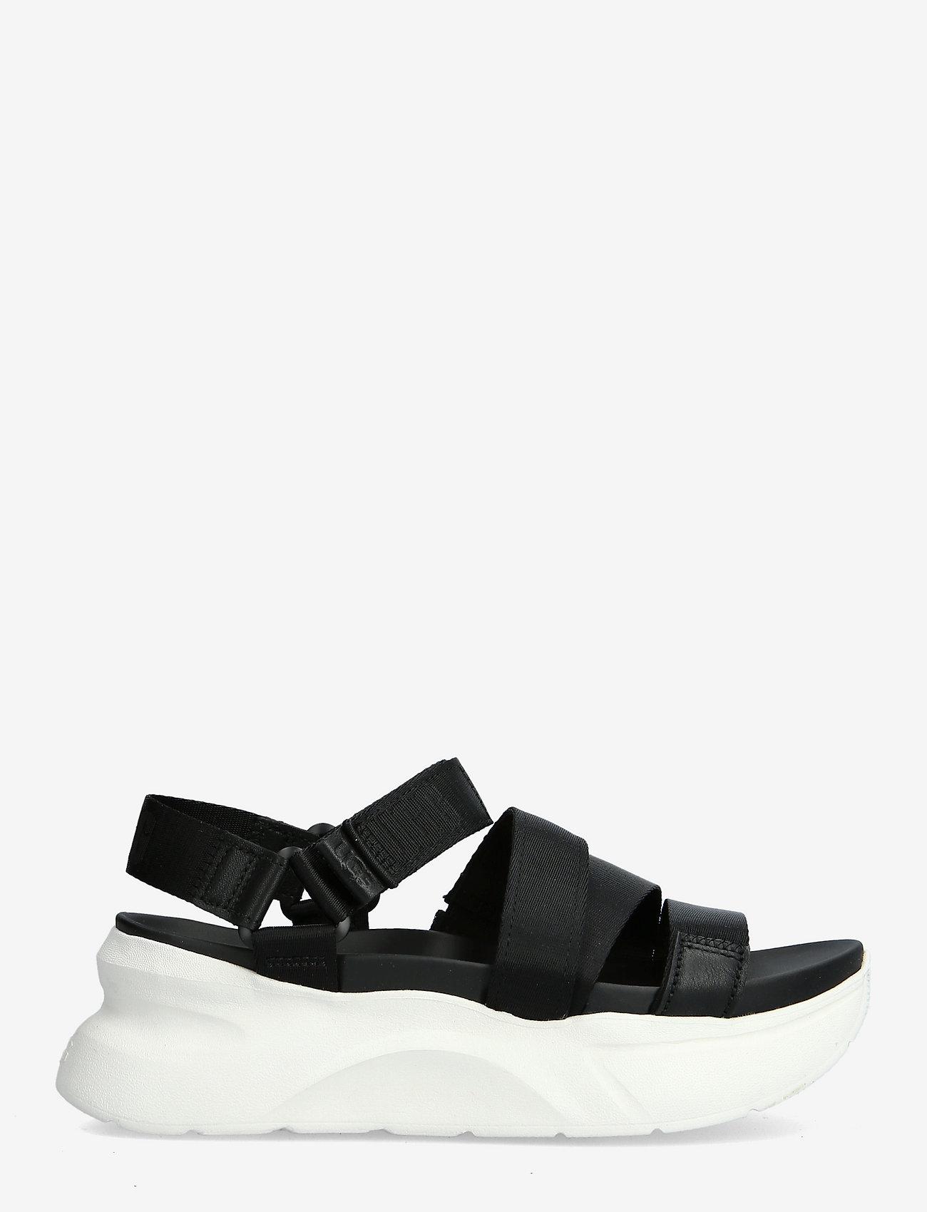 UGG - W LA Shores - platte sandalen - black - 1