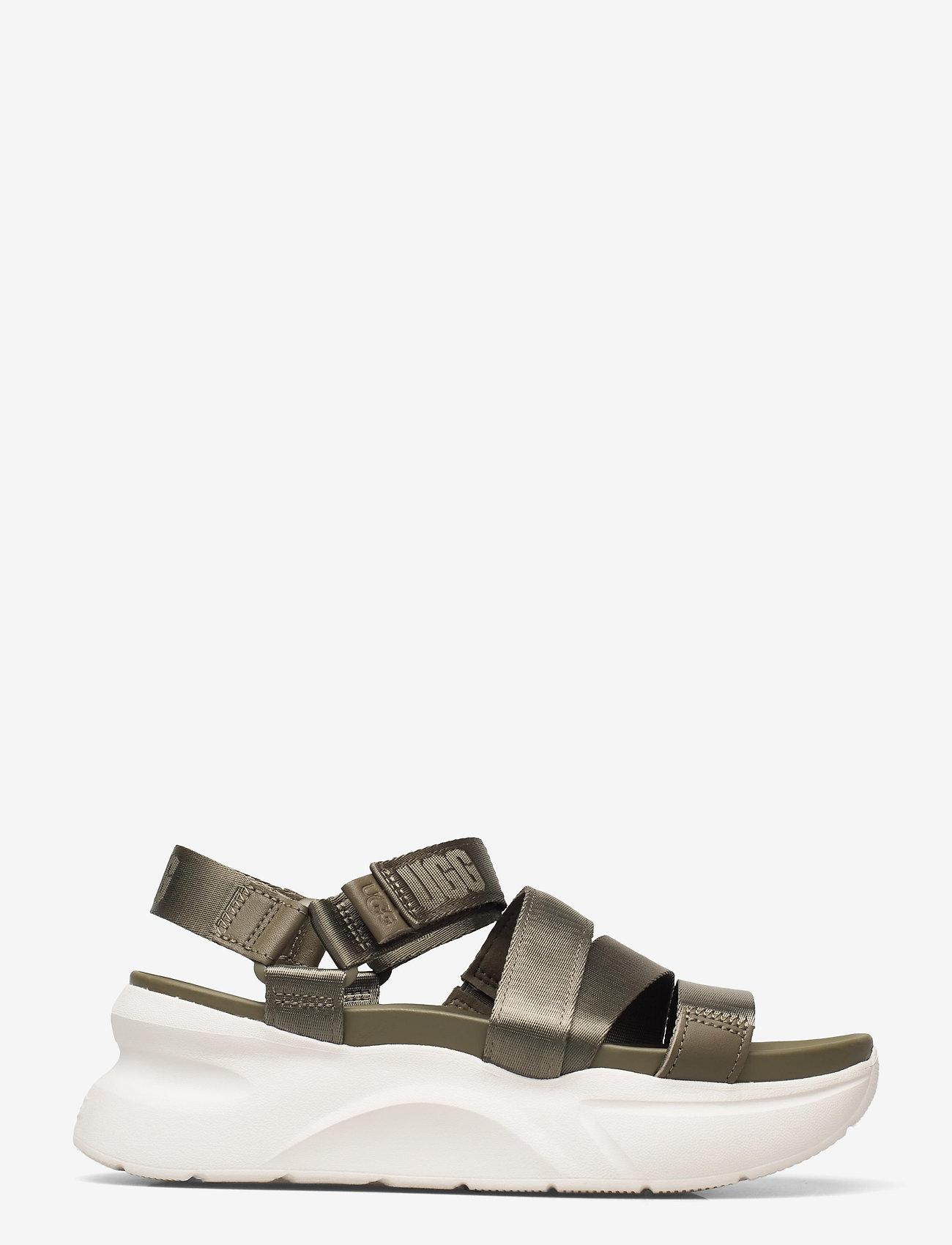 UGG - W LA Shores - platte sandalen - burnt olive - 1